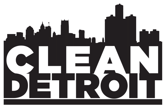 Clean Detroit Logo